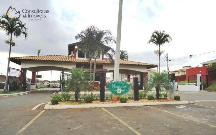 casa com 3 dormitórios à venda, 255 m² por r$ 1.170.000,00 - condomínio residencial manacás - paulínia/sp - ca1146