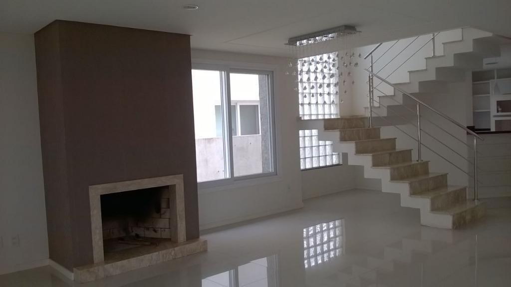 casa com 3 dormitórios à venda, 256 m² - alphaville - gravataí/rs - ca0868