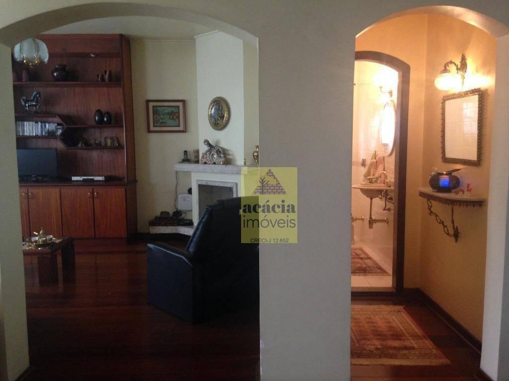 casa com 3 dormitórios à venda, 258 m² por r$ 1.500.000,00 - city américa - são paulo/sp - ca0849