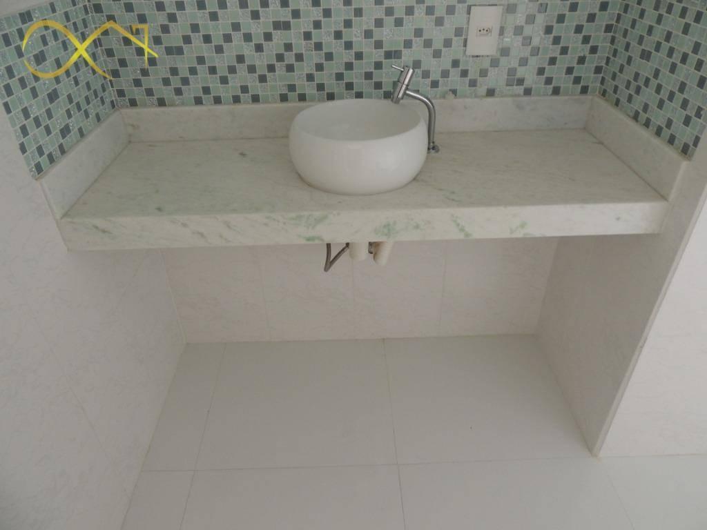 casa com 3 dormitórios à venda, 260 m² - condomínio terras do fontanário - paulínia/sp - ca1684