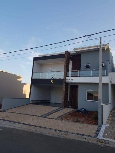 casa com 3 dormitórios à venda, 260 m² por r$ 1.100.000 - vila morro do castanho - cosmópolis/sp - ca0991