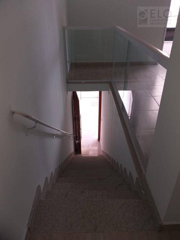 casa com 3 dormitórios à venda, 260 m² por r$ 990.000,00 - embaré - santos/sp - ca0239