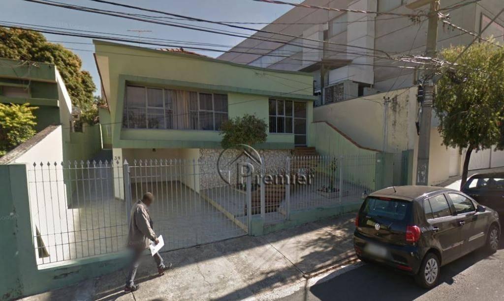 casa com 3 dormitórios à venda, 261 m² por r$ 1.250.000,00 - centro - indaiatuba/sp - ca1708