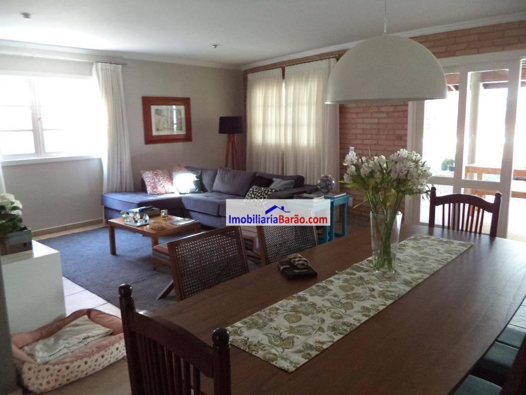 casa com 3 dormitórios à venda, 262 m² por r$ 897.000,00 - cidade universitária - campinas/sp - ca0151