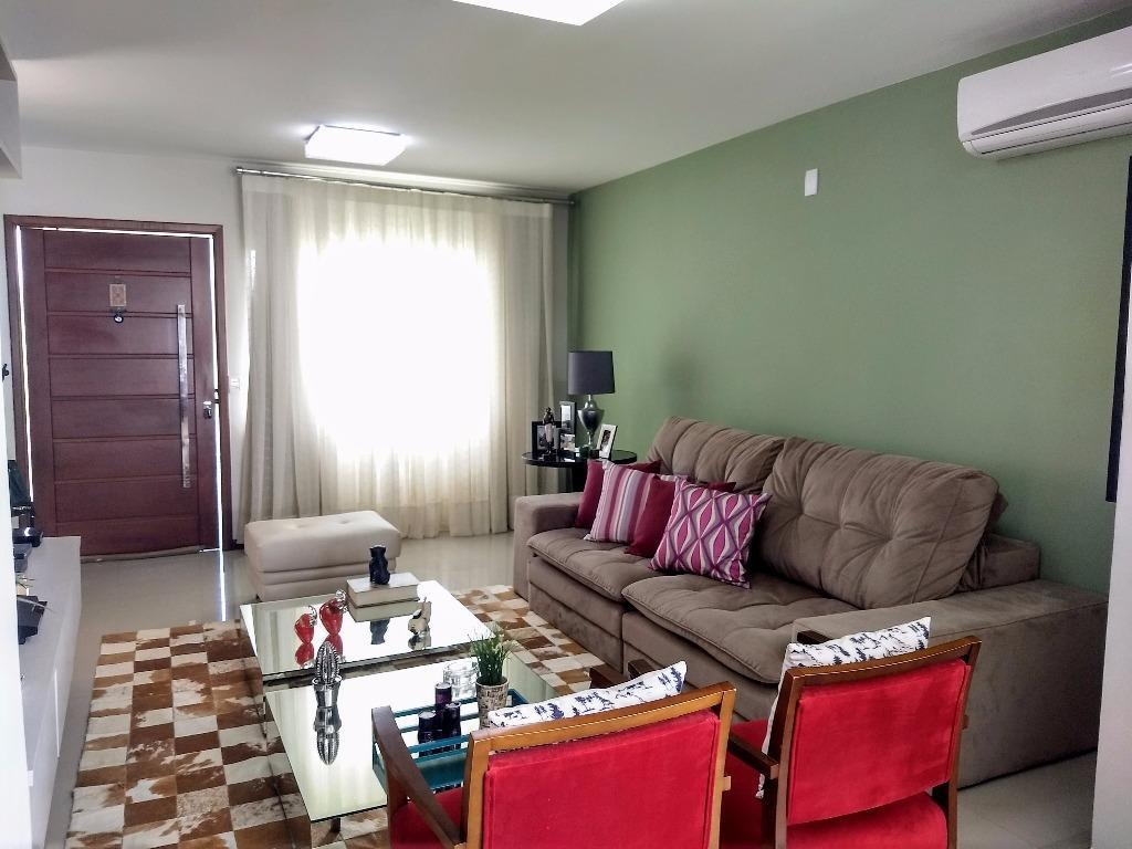 casa com 3 dormitórios à venda, 265 m² por r$ 950.000,00 - vale dos cristais - macaé/rj - ca1291