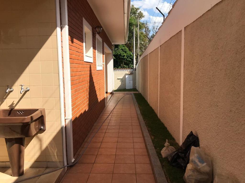 casa com 3 dormitórios à venda, 265 m² por r$ 980.000 - parque taquaral - campinas/sp - ca2217