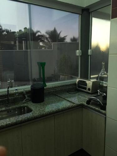 casa com 3 dormitórios à venda, 267 m² por r$ 1.400.000 - loteamento residencial fazenda são josé - valinhos/sp - ca0897