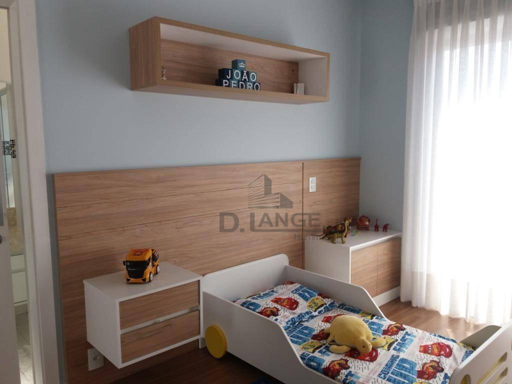 casa com 3 dormitórios à venda, 270 m² por r$ 1.400.000,00 - swiss park - campinas/sp - ca13557