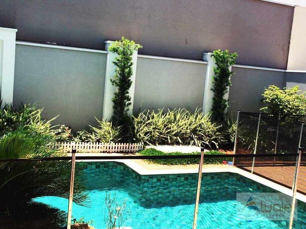 casa com 3 dormitórios à venda, 272 m² por r$ 1.295.000,00 - residencial portal do lago - sumaré/sp - ca6611