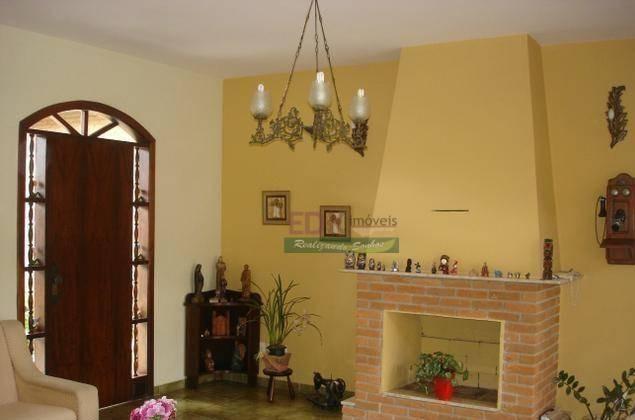 casa com 3 dormitórios à venda, 273 m² por r$ 1.000.000,00 - nossa senhora do perpétuo socorro - pindamonhangaba/sp - ca2633