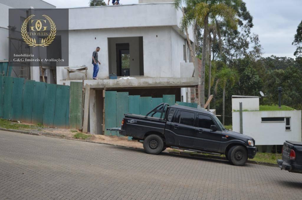 casa com 3 dormitórios à venda, 275 m² por r$ 770.000,00 - buena vista - viamão/rs - ca0299