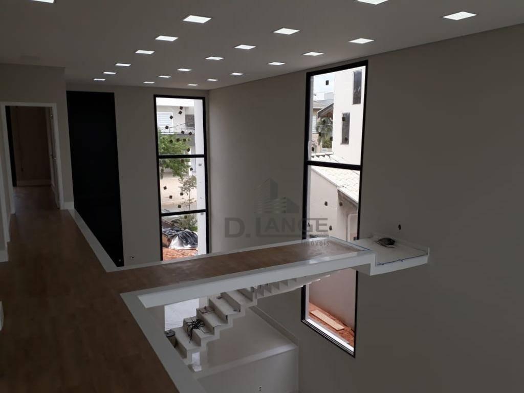 casa com 3 dormitórios à venda, 280 m² por r$ 1.590.000,00 - swiss park - campinas/sp - ca13799