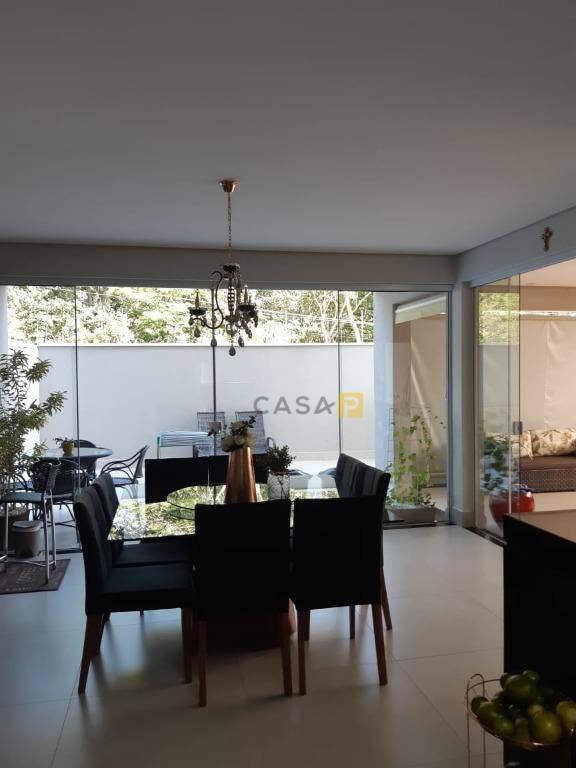 casa com 3 dormitórios à venda, 280 m² por r$ 1.700.000 - jardim primavera - nova odessa/sp - ca0531