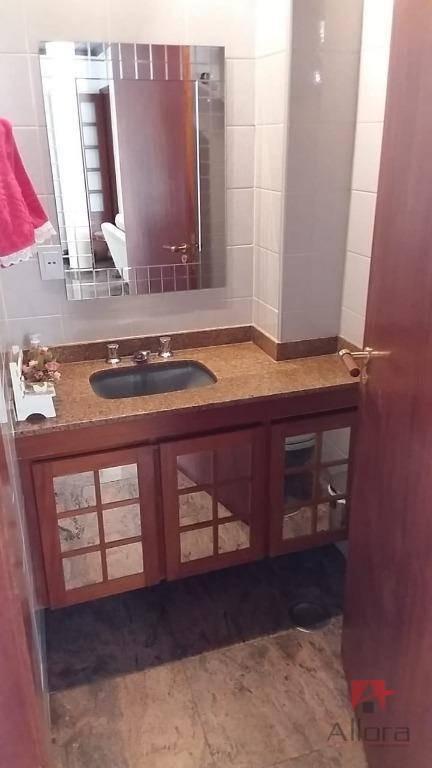 casa com 3 dormitórios à venda, 280 m² por r$ 730.000 - jardim europa - bragança paulista/sp - ca0937