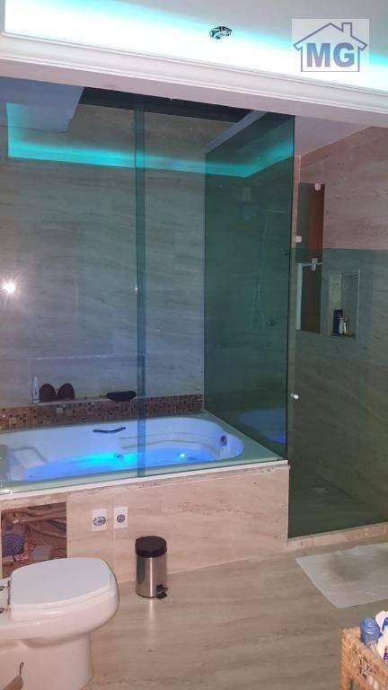 casa com 3 dormitórios à venda, 280 m² por r$ 850.000 - vale dos cristais - macaé/rj - ca0253