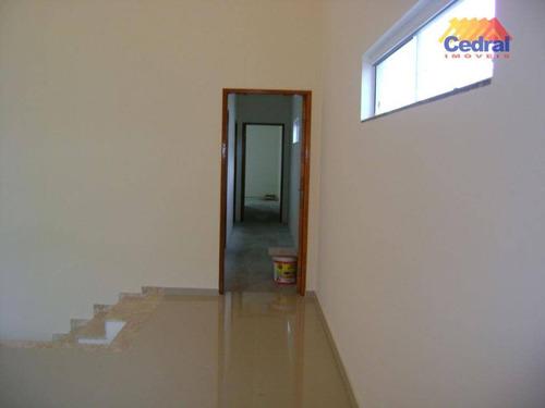 casa com 3 dormitórios à venda, 280 m² por r$ 890.000,00 - vila suissa - mogi das cruzes/sp - ca0668