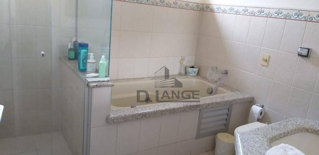 casa com 3 dormitórios à venda, 280 m² por r$ 897.000 - cidade universitária - campinas/sp - ca13077