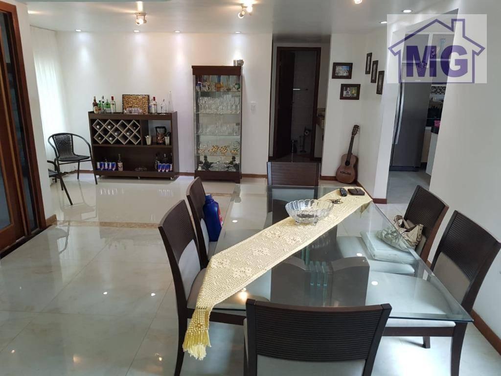 casa com 3 dormitórios à venda, 280 m² - vale dos cristais - macaé/rj - ca0253