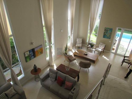casa com 3 dormitórios à venda, 282 m² por r$ 1.299.000 - swiss park - campinas/sp - ca5299