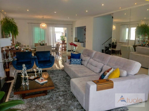 casa com 3 dormitórios à venda, 282 m² - swiss park - campinas/sp - ca6304
