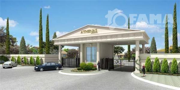 casa com 3 dormitórios à venda, 283 m² por r$ 950.000,00 - condomínio athenas - paulínia/sp - ca1683