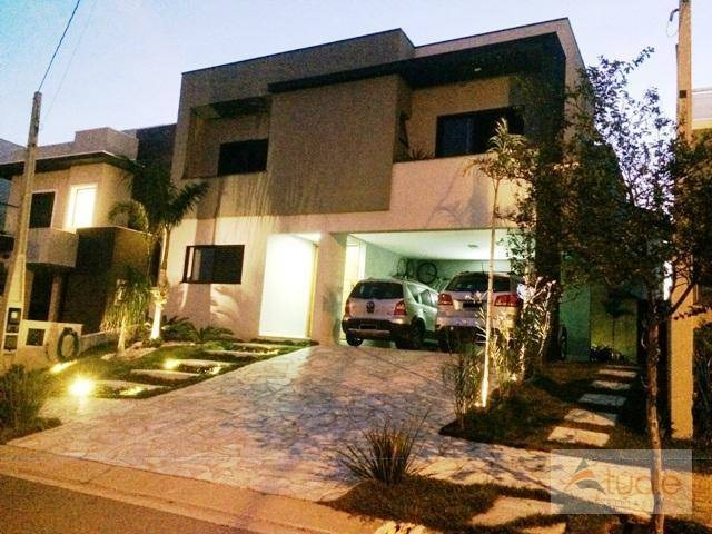 casa com 3 dormitórios à venda, 286 m² - swiss park - campinas/sp - ca6364