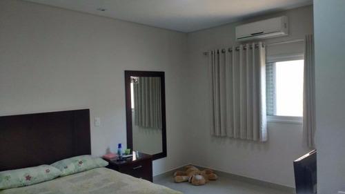 casa com 3 dormitórios à venda, 287 m² por r$ 1.100.000 - condominio golden park residence - mirassol/sp - ca1327