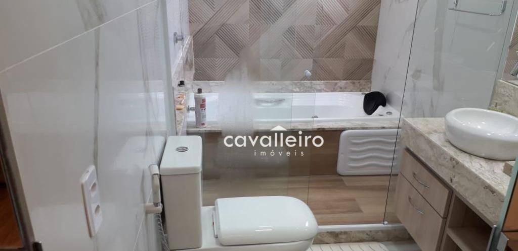casa com 3 dormitórios à venda, 288 m²- inoã - maricá/rj - ca3989