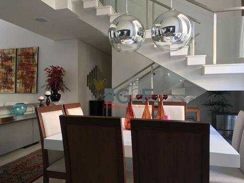 casa com 3 dormitórios à venda, 290 m² por r$ 1.800.000 - ca6287