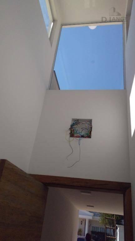 casa com 3 dormitórios à venda, 295 m² por r$ 1.600.000 - parque xangrilá - campinas/sp - ca11244