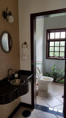 casa com 3 dormitórios à venda, 295 m² por r$ 750.000,00 - jardim residencial doutor lessa - pindamonhangaba/sp - ca1901