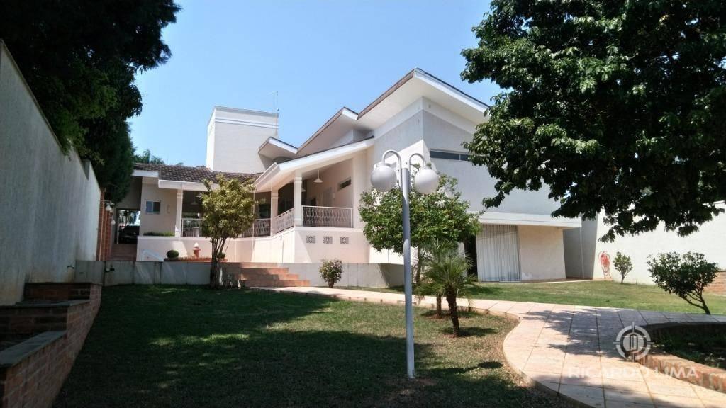 casa com 3 dormitórios à venda, 299 m² por r$ 1.180.000,00 - condomínio colinas de piracicaba - piracicaba/sp - ca1142