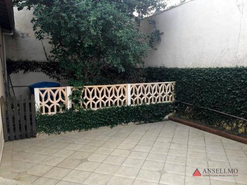 casa com 3 dormitórios à venda, 300 m² por r$ 1.170.000 - baeta neves - são bernardo do campo/sp - ca0422
