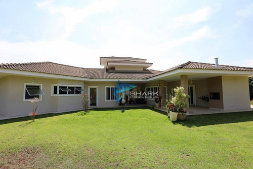 casa com 3 dormitórios à venda, 300 m² por r$ 2.499.000,00 - fazenda vila real de itu - itu/sp - ca0043