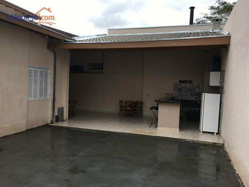 casa com 3 dormitórios à venda, 300 m² por r$ 570.000 - cidade vista verde - são josé dos campos/sp - ca2060