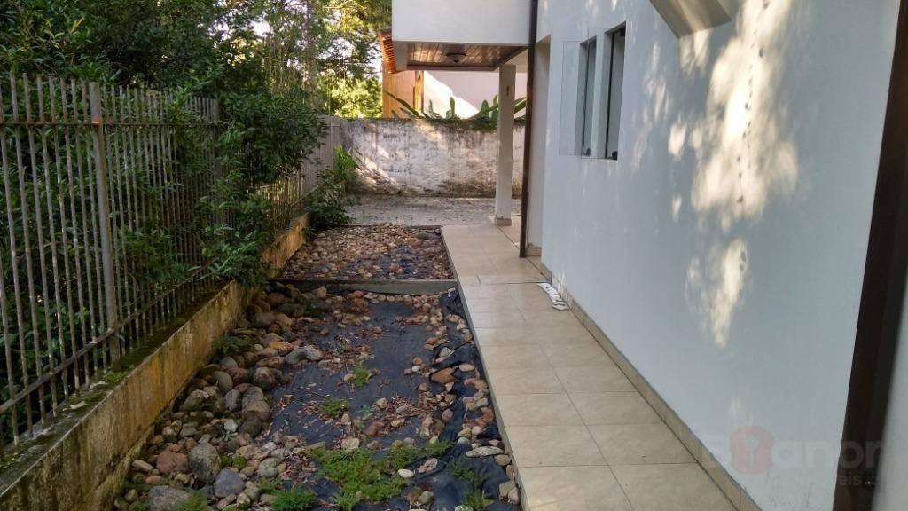casa com 3 dormitórios à venda, 300 m² por r$ 650.000,00 - vila nova - blumenau/sc - ca0490