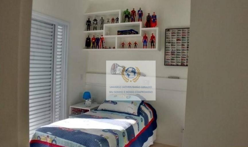 casa com 3 dormitórios à venda, 312 m² por r$ 950.000,00 - jardim alto da colina - valinhos/sp - ca1031