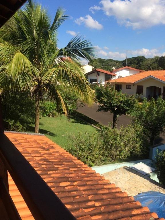 casa com 3 dormitórios à venda, 316 m² por r$ 1.100.000 - condomínio serra da água - valinhos/sp - ca1760