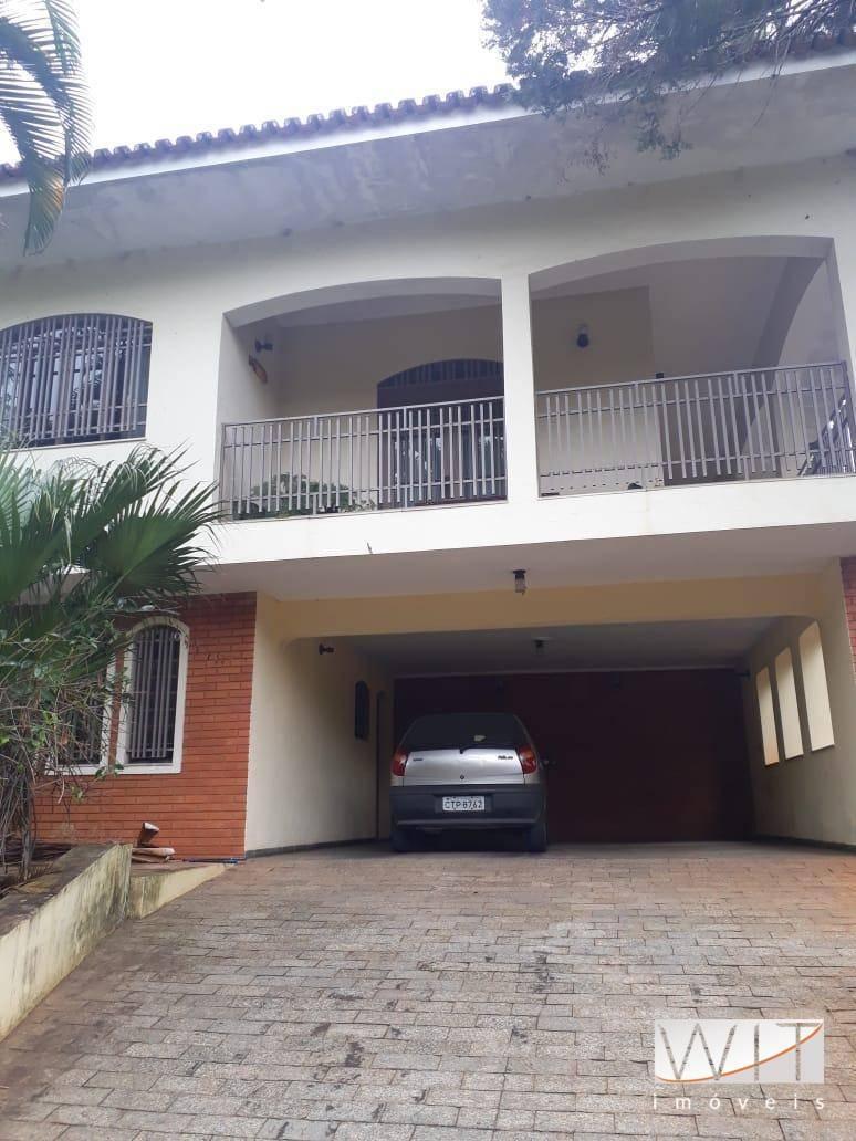 casa com 3 dormitórios à venda, 320 m² por r$ 1.350.000 - parque taquaral - campinas/sp - ca0429