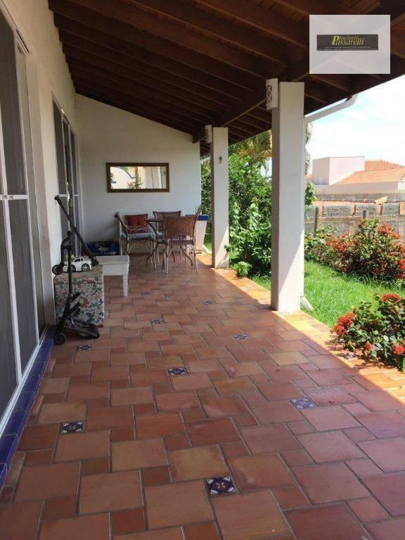 casa com 3 dormitórios à venda, 330 m² por r$ 1.250.000 - condomínio terras de vinhedo - vinhedo/sp - ca2392