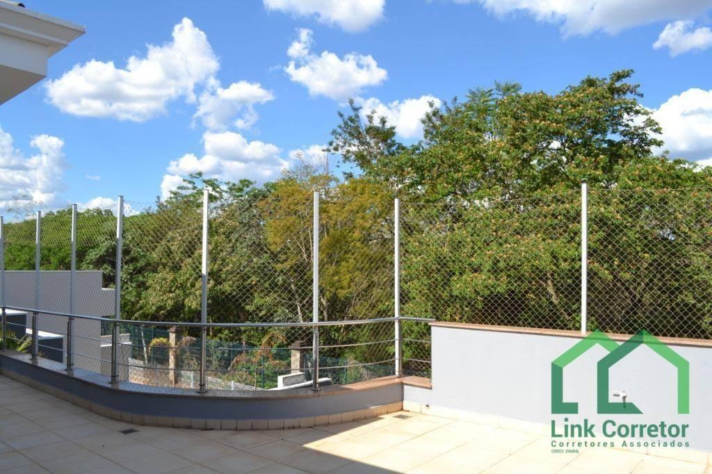 casa com 3 dormitórios à venda, 330 m² por r$ 1.250.000 - swiss park - campinas/sp - ca0375