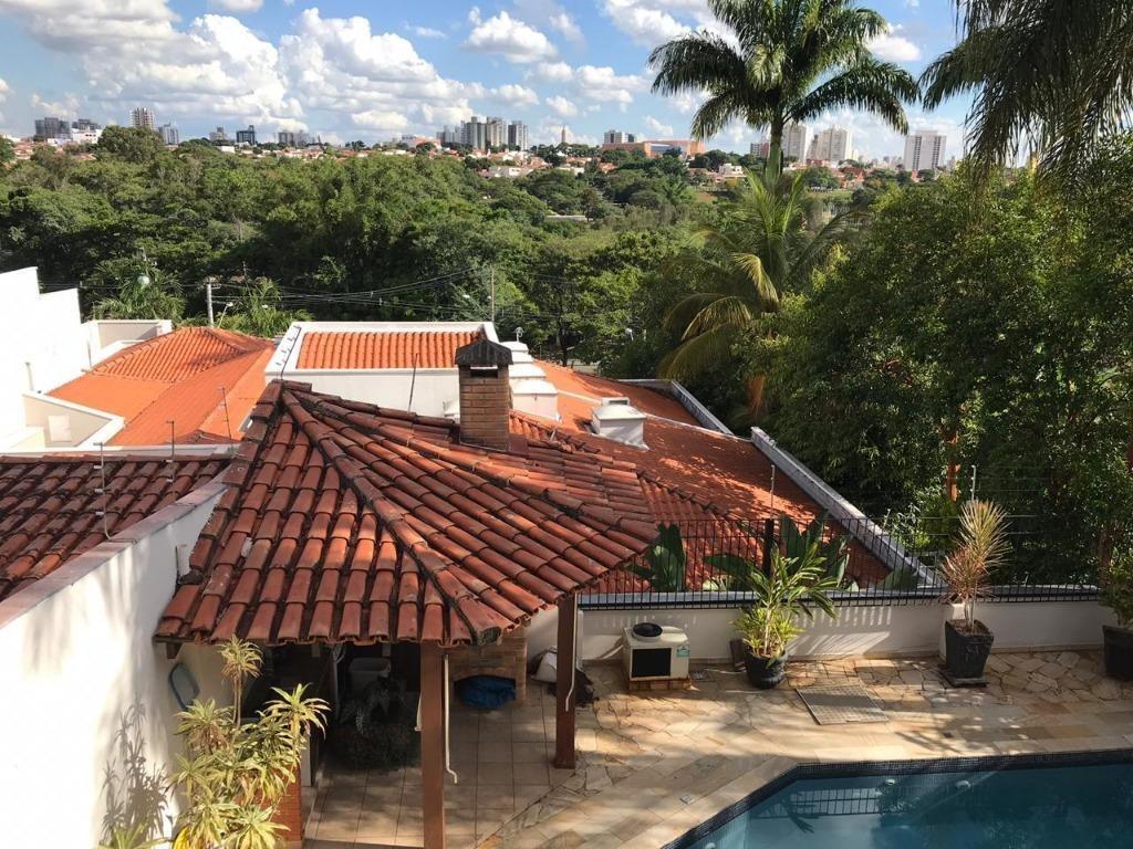 casa com 3 dormitórios à venda, 330 m² por r$ 950.000,00 - parque taquaral - campinas/sp - ca12846
