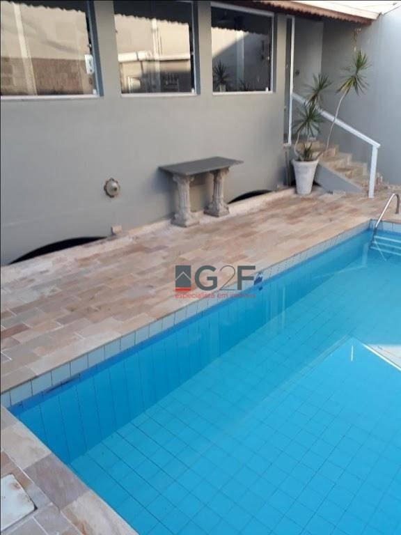 casa com 3 dormitórios à venda, 340 m² por r$ 1.150.000,00 - jardim paraíso - campinas/sp - ca6721