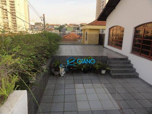 casa com 3 dormitórios à venda, 343 m² por r$ 1.380.000 - vila prudente - são paulo/sp - ca0105