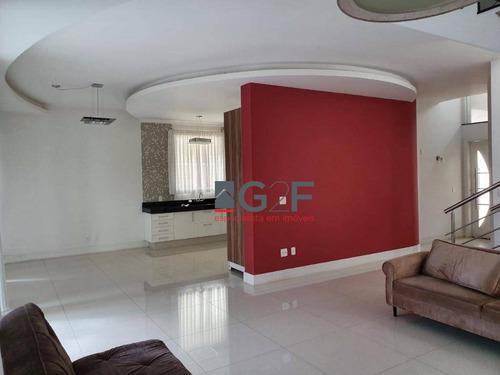 casa com 3 dormitórios à venda, 343 m² por r$ 1.689.000 - swiss park - campinas/sp - ca6259