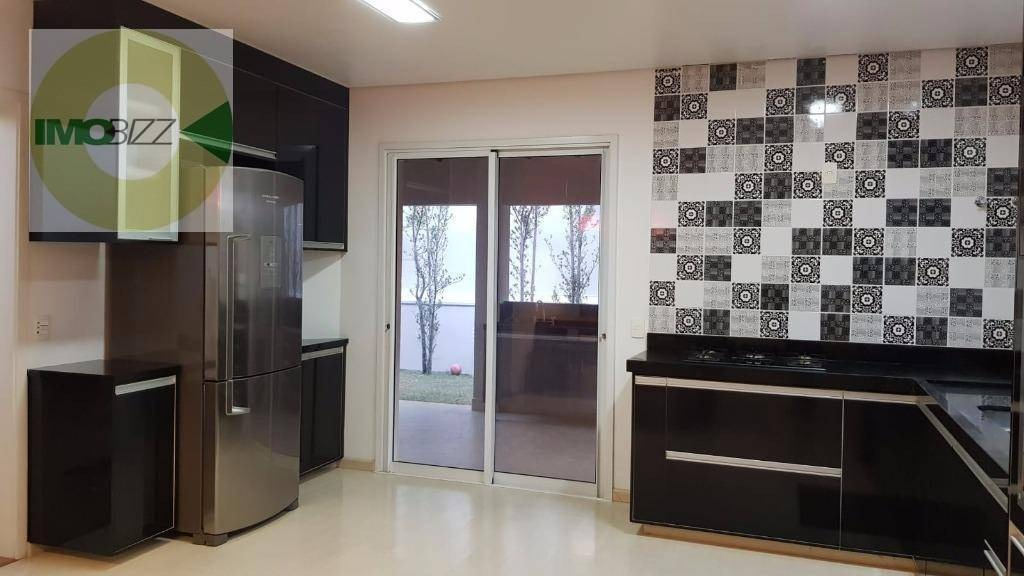 casa com 3 dormitórios à venda, 350 m² por r$ 1.190.000 - condomínio querencia - valinhos/sp - ca2019