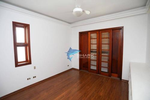 casa com 3 dormitórios à venda, 350 m² por r$ 1.350.000 - alphaville 11 - santana de parnaíba/sp - ca0052
