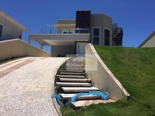 casa com 3 dormitórios à venda, 350 m² por r$ 2.000.000 - monterey ville - mogi das cruzes/sp - ca0580