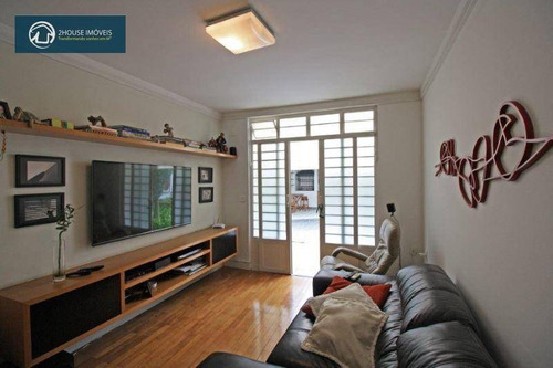 casa com 3 dormitórios à venda, 350 m² por r$ 2.150.000,00 - vila madalena - são paulo/sp - ca2203