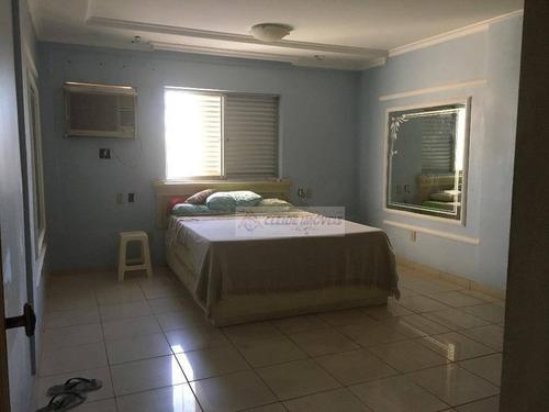casa com 3 dormitórios à venda, 350 m² por r$ 520.000,00 - boa esperança - cuiabá/mt - ca0927